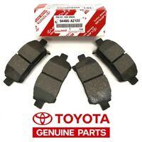 2004-2009 Toyota Prius Front Oem Brake Pads 04465-AZ014-TM