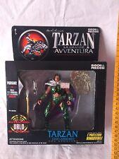 TARZAN THE EPIC ADVENTURES GIOCHI PREZIOSI ACTIONS NUOVISSIME TARZAN ARMORED