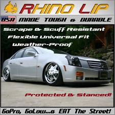 Cadillac Xts Cts Front Fascia Chin Lip Splitter Spoiler Edge Scrape Saver Trim Fits Saturn Aura