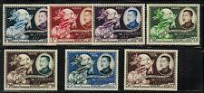 Cambodia #18-22,C5-6 1953 MLH