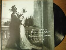 33 RPM Vinyl Tchaikovsky Romeo and Juliet Angel Records 35980 MONO  012615SM