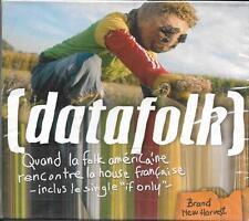 CD 13T AVEC FOURREAU DATAFOLK BRAND NEW HARVEST DE 2003 NEUF SCELLE