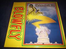 "BLOWFLY RECORD SIGNED TITLED ""FAHRENHEIT 69"" RARE! RAP GENIUS! WOW L@@K!"