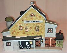 "New ListingDepartment 56 ""Jannes Mullet Amish Barn� #59447 New England Village"
