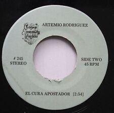 Pop 45 Artemio Rodriguez - El Cura Apostador / El Vagabundo On N/A