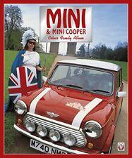 MINI & MINI COOPER Colour Family Album * Andrea & David Sparrow * NEUWERTIG