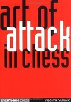 Art of Attack in Chess (Paperback or Softback)