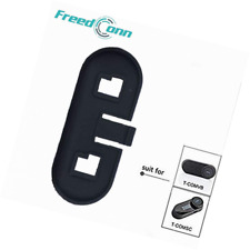 FreedConn Intercom Helmet Clip Accessory for T-COMVB and T-COMSC Motorcycle Blue
