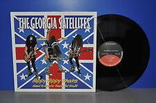 "The Georgia Satellites Hippy Hippy Shake 12"" MAXI 3 tracks D'88 VINILE Clean"