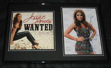 Jessie James Decker Signed Framed 12x18 Photo Display Wanted