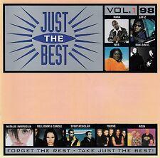 JUST THE BEST - VOL. 1 - 98 / 2 CD-SET (BMG ARIOLA MEDIA 1998)