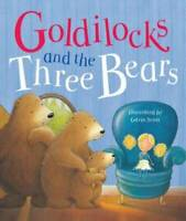 Goldilocks and the Three Bears - Hardcover By Parragon Books - ACCEPTABLE