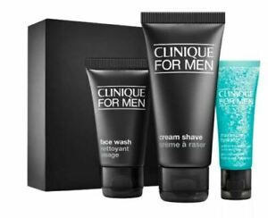 Clinique For Men Starter Kit Daily Intense Hydration Dad Father's day gift new