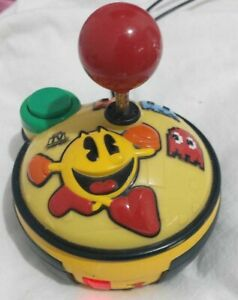 Namco Pac-Man Plug and Play Game Controller Jakks Pacific Pacman 8 Games