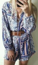 Women's Regular Lace Jumpsuits, Rompers & Playsuits