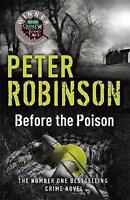 Before the Poison, Robinson, Peter, Very Good Book