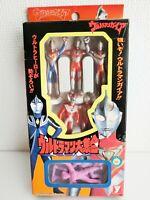 1998 YUTAKA Ultraman Gaia Soft Vinyl Figure Sofubi F/S Japan