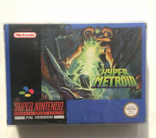 Hyper Metroid Super Nintendo Snes Spiele