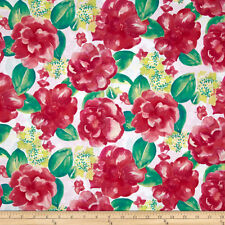 2  1/3 yd Summer Love Floral Cotton Quilt Fabric Dear Stella  BFab