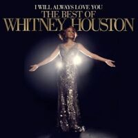 WHITNEY HOUSTON - I WILL ALWAYS LOVE YOU: THE BEST OF W.H.  2 CD POP/SOUL  NEU