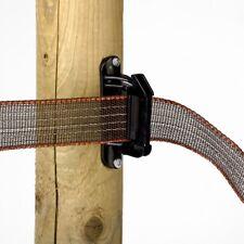 Gallagher Weidezaunband Isolator TurboLine (100 Stück) Weidezaun