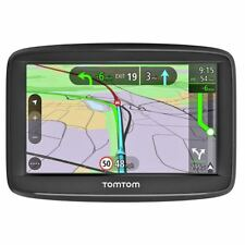 "TomTom Via 52 GPS Sat Nav 5"" Free Lifetime UK & Western Europe Maps BLUETOOTH"