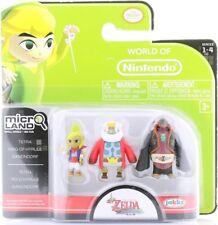 Legend of Zelda The Figurine Figure World of Nintendo Micro Land Tetra Ganondorf