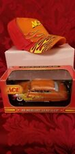 """Ace '49 Mercury """"Lead Sled"""" Coin Bank w/ Matching Cap-1/25  1st Gear 49-0023"""
