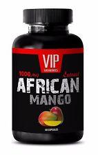 Mango Dietary - PURE AFRICAN MANGO EXTRACT 1000 MG - Help Fatigue - 1 Bot, 60 C