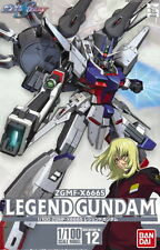 Bandai Gundam 1/100 ZGMF-X666S Legend Gundam