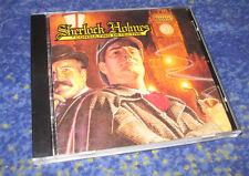 Sherlock HOLMES CONSULTING DETECTIVE PC rarità Top rarità da collezione