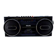 Philips D 8072 Stereo Receiver BoomBox Ghetto Blaster Radio D9072