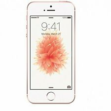 Apple iPhone SE 16GB Rose Gold UNLOCKED 'Good Condition' Warranty from Us