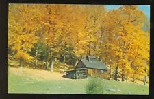 Waterford, Vermont, Famous Old Sugar House (W-miscVT14*)unused