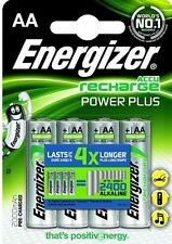 16X NEW Energizer AA RECHARGEABLE BATTERIES 2000mAh ACCU 1.2V NiMH DC1500 MN1500