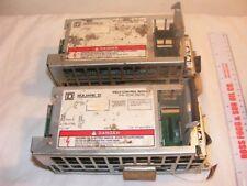 Quantity 2 Square D Weld Control Module #52045-062-50