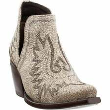 Ariat Dixon  Casual   Western - White - Womens