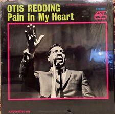"OTIS REDDING~""PAIN IN MY HEART""~1965 SHRINK U.S.ORIG. ATCO-STEREO~""-NM/EX"" LP!!!"