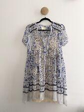 Maeve Anthropologie Floral Summer Dress Size 2