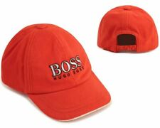 Hugo Boss Baby's J01105 41C Cotton Cap Red