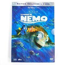 Le Monde De Nemo - Finding Nemo (French, Dvd, 2003, 2-Disc Set)
