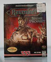 Ravenloft: Stone Prophet (PC, 1995) Big Box with Inserts