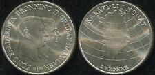 Denmark. 2 Kroner. 1953 (Silver. Coin KM#844. Unc) Campaign against Tuberculosis