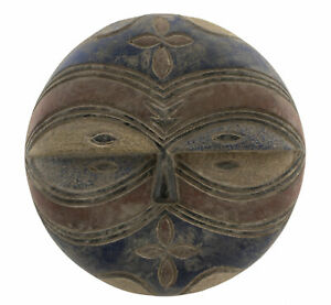 Mask African Teke Kidumu Congo Art Tribale First Primitive D'Africa 6321