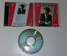 CD PAUL YOUNG-no cartolina 12. tracks 1983 come back and stay, love of the... 171