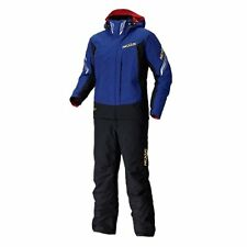 SHIMANO NEXUS GORE-TEX Cold Weather Suits RB-114P M/L/XL BLUE Fishing Japan NEW