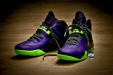 NIKE AIR ZOOM LEBRON SOLDIER VII 7 Court Purple 599264-500 DS SIZE 11