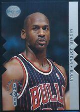 1995-96 UPPER DECK SP MICHAEL JORDAN CHAMPIONSHIP SHOTS DIE-CUT CARD #S16  NM-MT