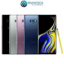 Samsung Galaxy Note 9 - 128GB - Unlocked AT&T T-Mobile Verizon Sprint Smartphone