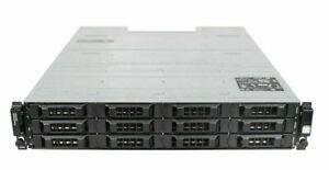 """Dell PowerVault MD3200 SAS Direct Attach Storage Array DAS 12x 3.5"""" 2xController"""